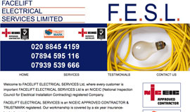 Facelift Electrical